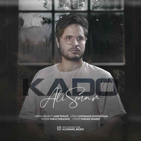Ali Sonar Kado Music fa.com دانلود آهنگ علی سونار کادو