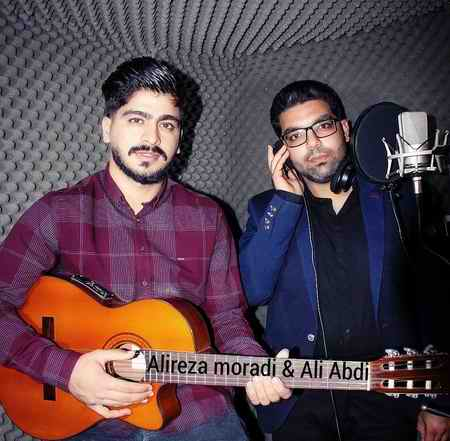 Alireza Moradi Ft Ali Abdi Sedam Kon Music fa.com دانلود آهنگ علی عبدی و علیرضا مرادی صدام کن
