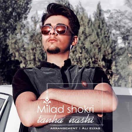 Milad Shokri Tanha Nashi Music fa.com دانلود آهنگ میلاد شکری تنها نشی