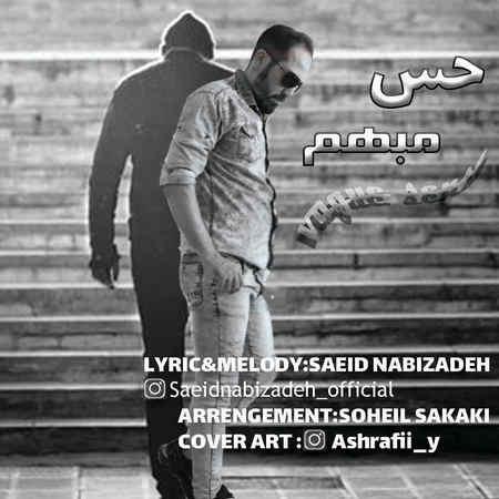 Saeid Nabizadeh Hese Mobham Music fa.com دانلود آهنگ سعید نبی زاده حس مبهم
