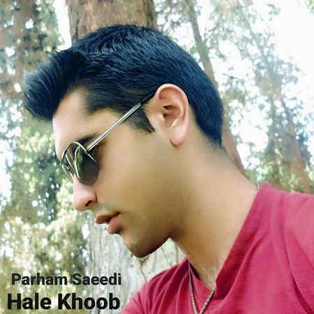 Parham Saeedi Hale Khoob Music fa.com دانلود آهنگ پرهام سعیدی حال خوب