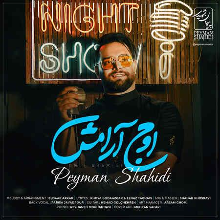 Peyman Shahidi Owje Aramesh Music fa.com دانلود آهنگ پیمان شهیدی اوج آرامش